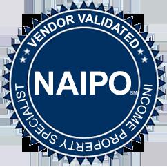 NAIPO Validation Seal
